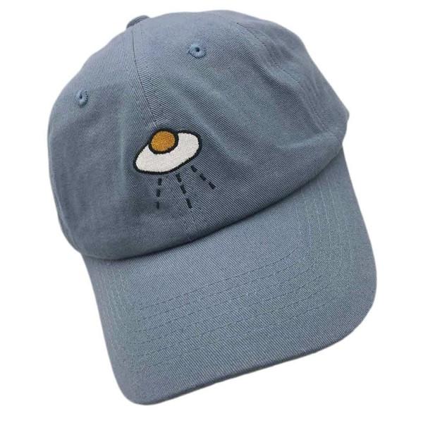 SY Cool Baseball Cap UFO Embroidered Dad hats Adjustable Snapback .