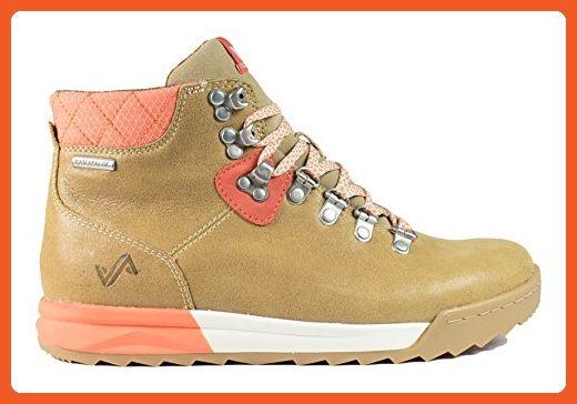 Forsake Patch - Women's Waterproof Premium Leather Hiking Boot .
