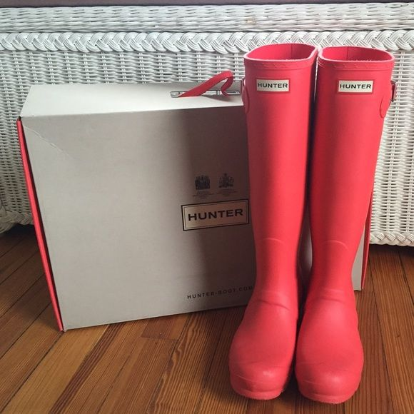 Coral Boots