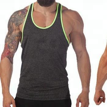 Whole Sale Capslock Sports Bodybuilding Gym Singlet/ Stringer .