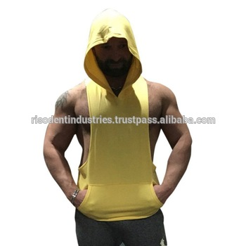 Weight Lifting Stringer Vest Gym Trainer Cotton Gym Tank Top .