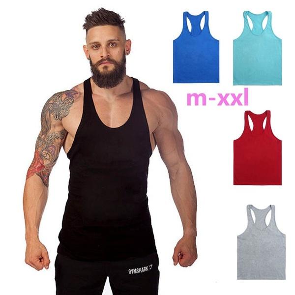 Cotton Gym Vests