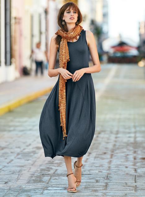 Arquitecta Pima Cotton Dress - Dresses - Sale - Peruvian Connecti