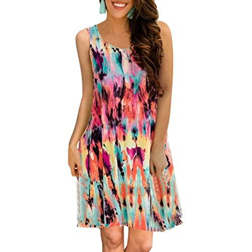 Cotton Sun Dresses: Amazon.c