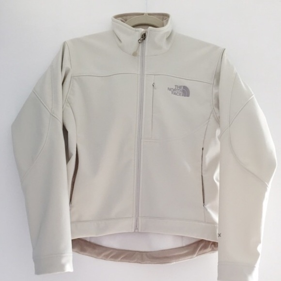 The North Face Jackets & Coats   Womens North Face Apex Cream .