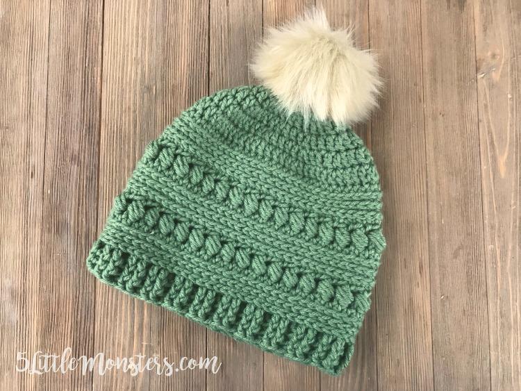 5 Little Monsters: Bead Stitch Crochet H