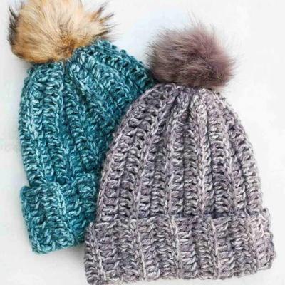 50+ Beginner Crochet Hat Patterns (Free!)   AllFreeCrochet.c