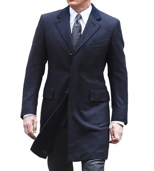 Spectre Navy Blue James Bond Crombie Co