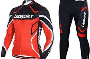 Amazon.com: Leobaiky Spring Autumn Winter Mens Cycling Clothing .
