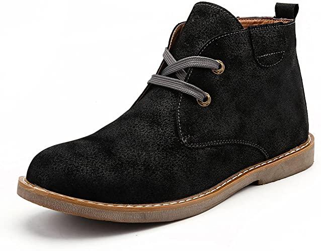 Amazon.com   gracosy Desert Boot for Men, Winter Chukka Boot Lace .
