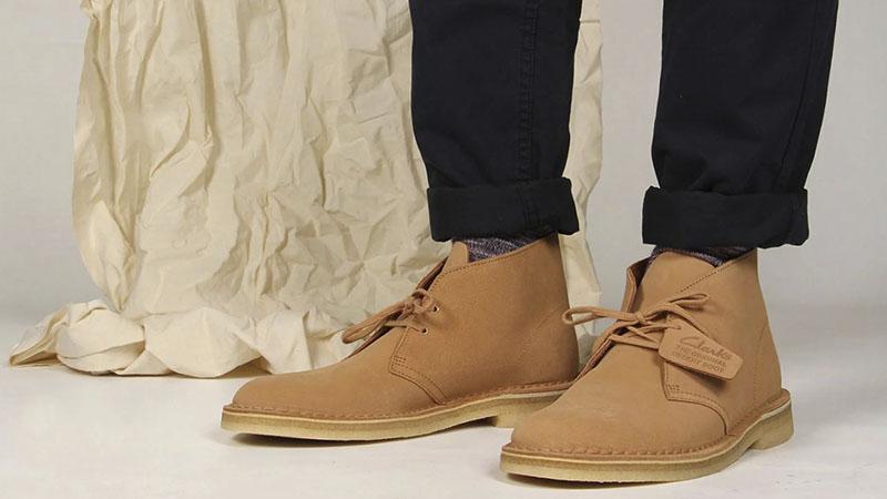 Desert Boots For Men