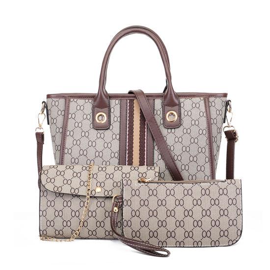 China Leather Woman Designer Handbags Famous Brands Purse Bag .
