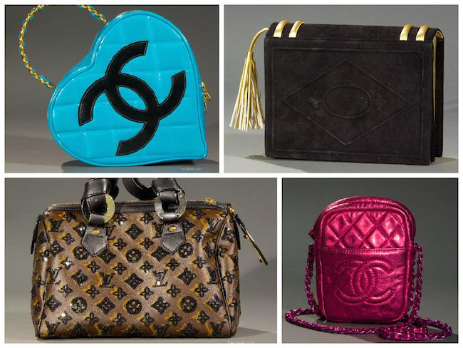 Introducing NEW Vintage Designer Handbags Gallery: Lyssy .