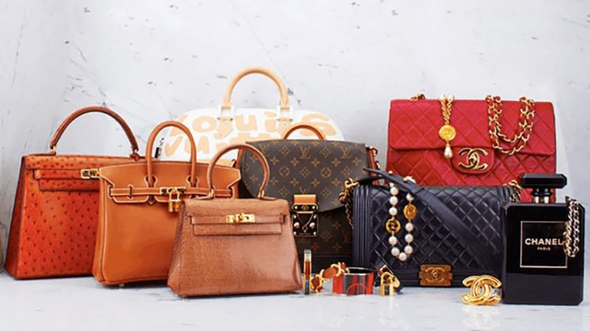 Vintage Designer Handbags … Always Classic, Always New   Randolph .