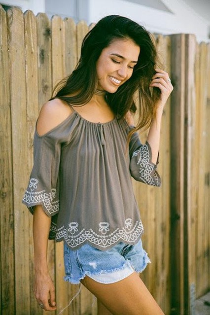 How to Buy Trendy designer Tops for Women Online - Voxn Clothing .
