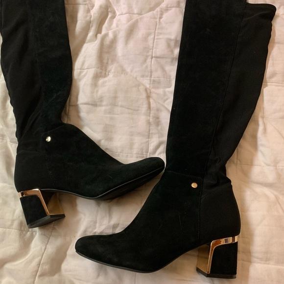 Dkny Shoes | Size 6 Black Boots | Poshma