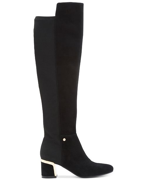 DKNY Women's Cora Boots, Created for Macy's & Reviews - Boots .