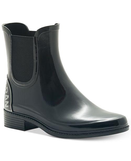 DKNY Marsha Rain Boots, Created For Macy's & Reviews - Boots .