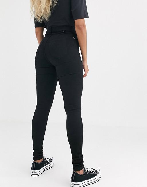 Dr Denim Solitaire high waist super skinny jeans | AS