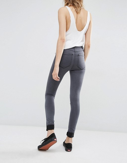 Dr Denim High Waist Solitaire Super Skinny Jeans | AS