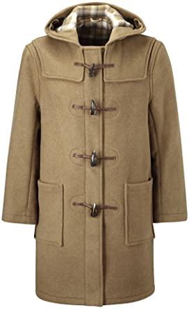 Original Montgomery Mens Duffle Coat - Toggle Coat at Amazon Men's .