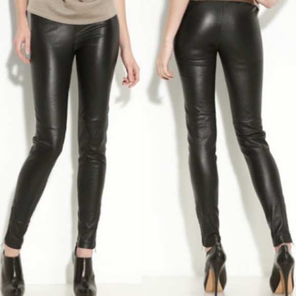 Leith Pants   Nordstrom Faux Leather Leggings New   Poshma
