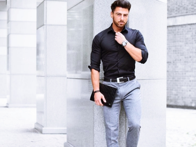 40 Best Formal Shirt Pant Combinations for Men - Office Sa