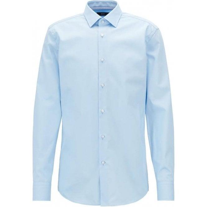 Boss Business|Boss Business Jesse Formal Shirt in Light Blue .