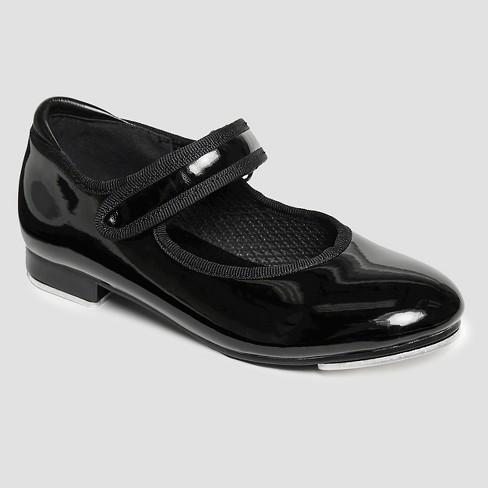 Freestyle By Danskin Girls' Dance Shoes - Black : Targ