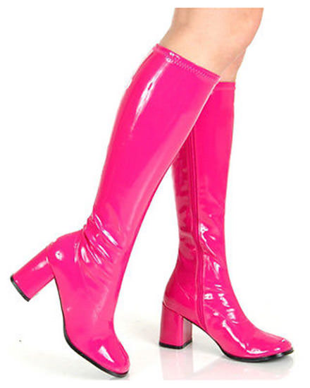 Go-Go Boots - World of the Wom