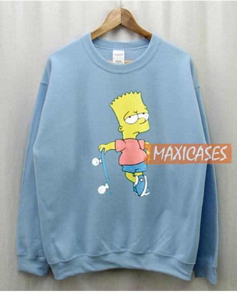 Shimpon Graphic Sweatshirt Unisex Adult Size S to 3