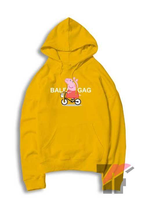 Peppa Pig X Balenciaga Parody Hoodie in 2020 | Hoodies, Trendy hoodi
