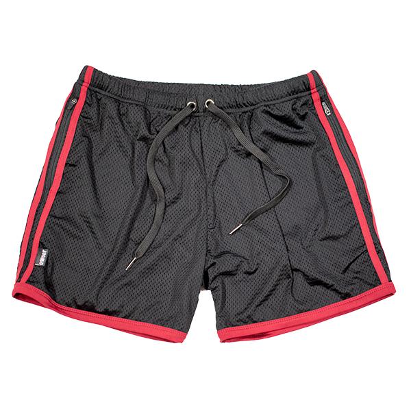 "Freeball Mesh™ Gym Shorts ""Dark Assassins"" - WOOF Men's Clothi"