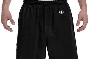 Champion Adult Cotton Gym Shorts at Amazon Men's Clothing sto