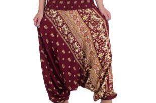 The Elephant Pants | New Design Harem Trousers | Lanna Clothes Desi