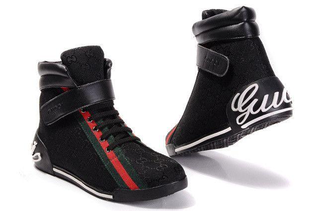 Gucci high-top shoes men-GG15886   Gucci high tops, Gucci high top .