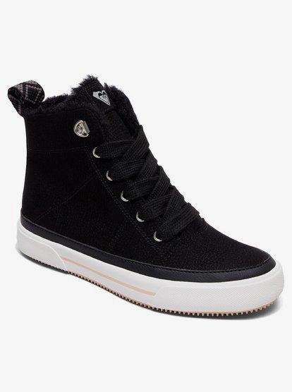 Ivan Fur High-Top Shoes ARJS300331   Ro
