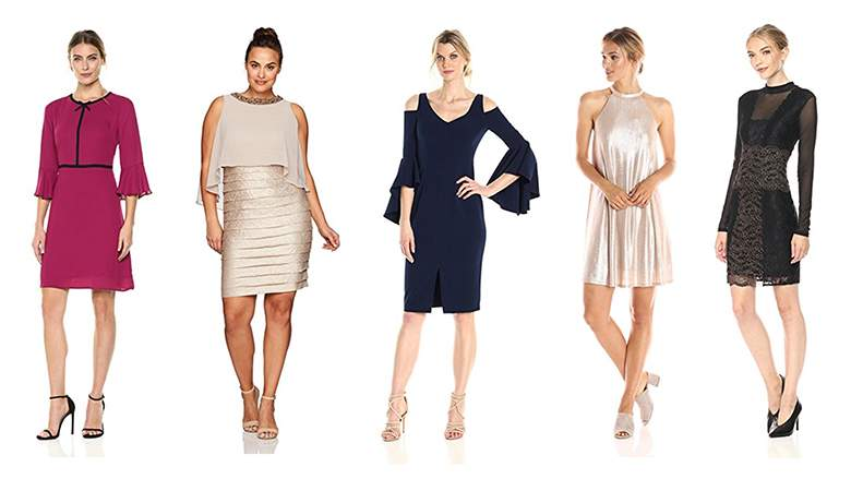 Top 10 Best Christmas Party Dresses for Women 2017 | Heavy.c