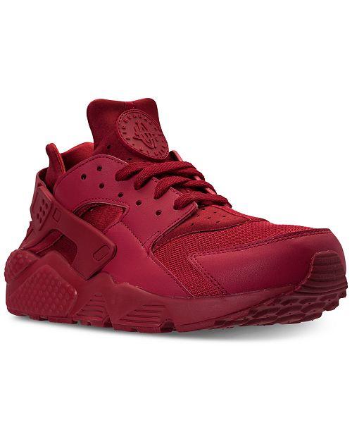 Nike Men's Air Huarache Run Casual Sneakers from Finish Line .