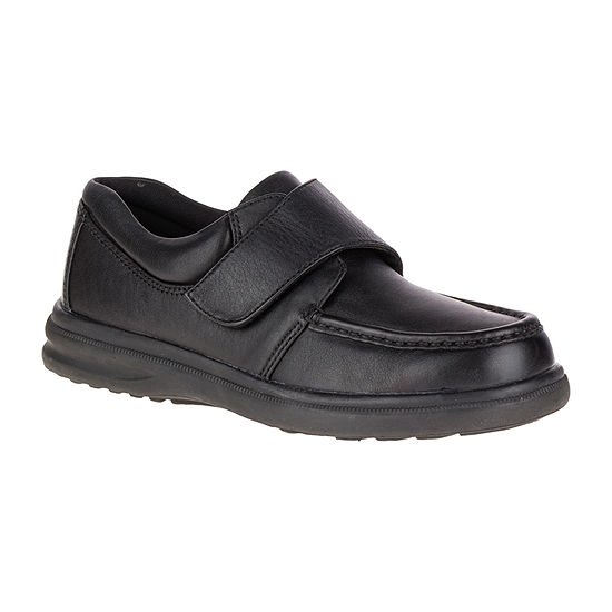 Hush Puppies® Gil Mens Moc-Toe Leather Shoes-JCPenn