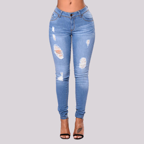 Stretchable Jeans For Curvy Women - Cheap Jeans For Women, Rs 250 .