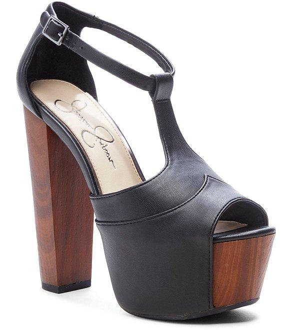 Jessica Simpson Dany Platform Sandals | Dillard