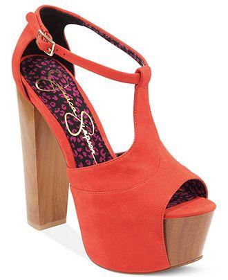 Jessica Simpson Shoes, Danie Platform Sandals - Jessica Simpson .