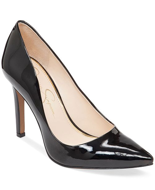 Jessica Simpson Cassani Pumps, Created for Macy's & Reviews .