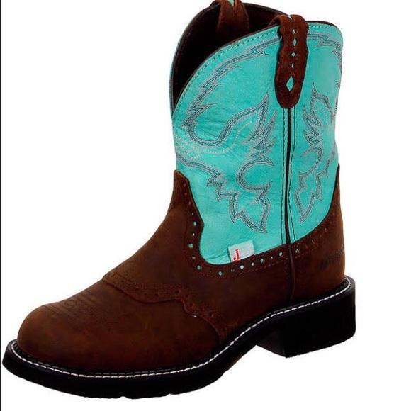 Justin Boots Shoes | Nib Justin Gypsy Boots 7b Nib | Poshma