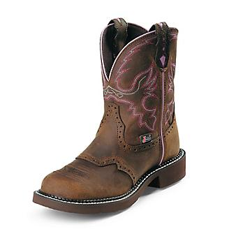 Justin Ladies Gypsy 8in Boots - Statelinetack.c