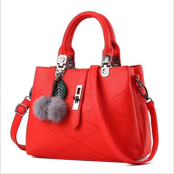 Fy 2017 Ladies Bags Handbag Leisure Pu Leather Lady Fashion .