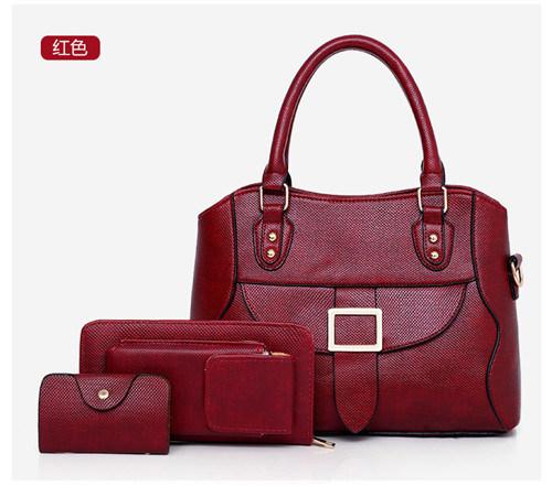 China 2018 New Design Leather Shoulder Bag Women Handbags Ladies .