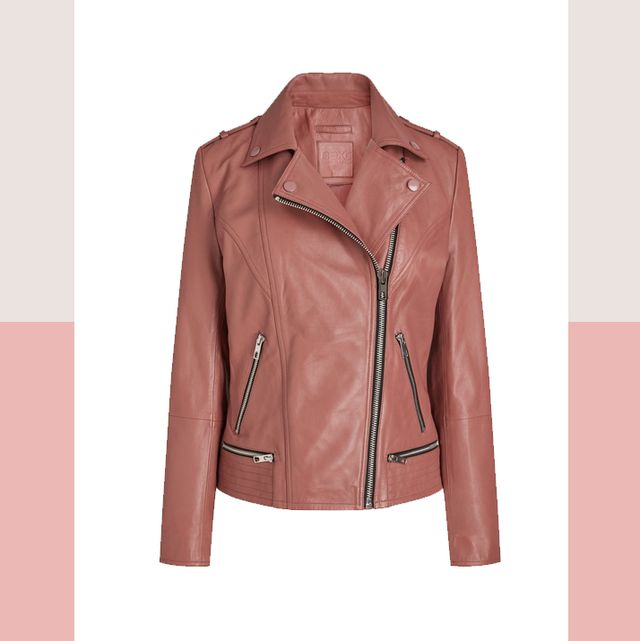 Best ladies leather jacket - Best high street leather jack