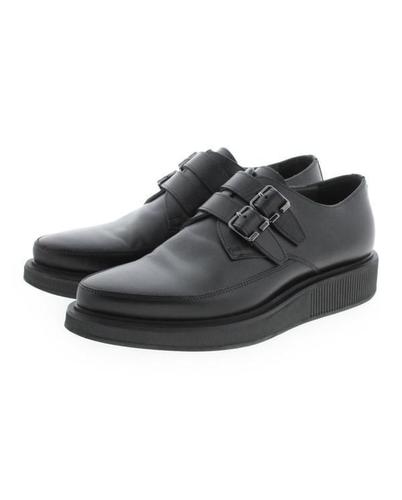 LANVIN Leather shoes Black 6 | Reebonz Philippin